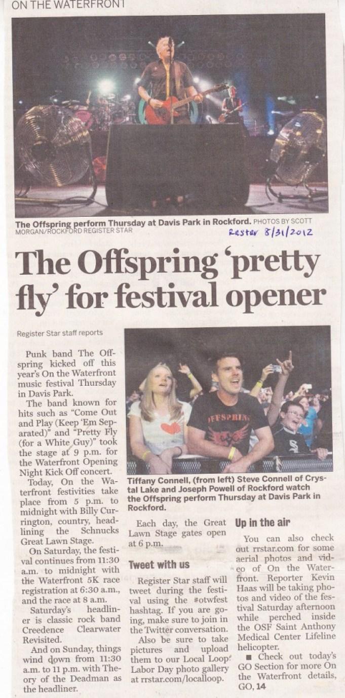 OTW - Offspring