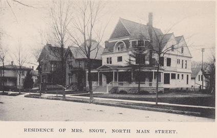 706 North Main St.
