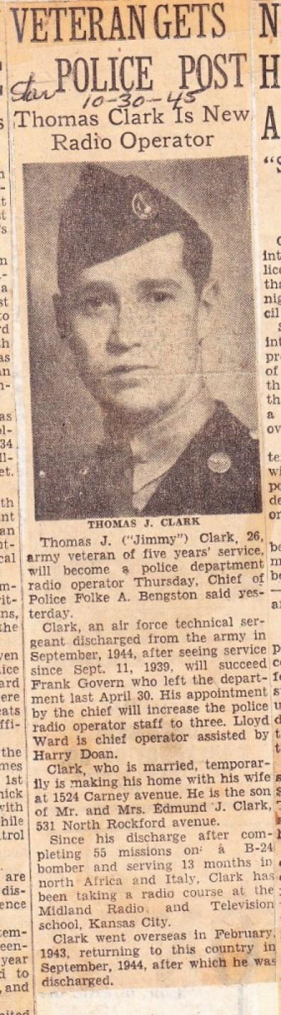 Clark, Thomas