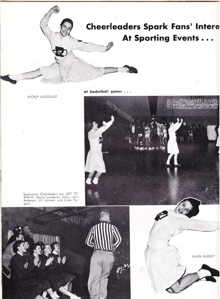 East H S 59 Cheerleaders  sm