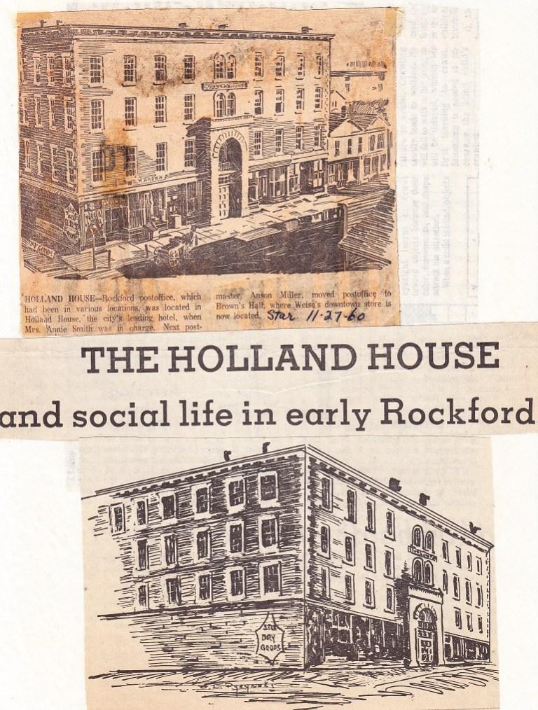 Holland House - A
