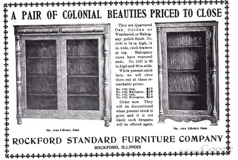 Rockford Standard Furniture jo