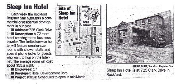 Sleep Inn Hotel sm