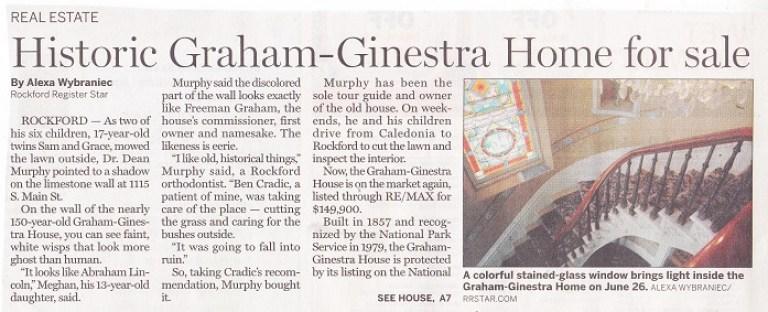 Graham-Ginestra 1