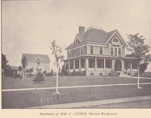 1820 Harlem Boulevard in 1902