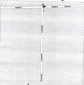 500 Seminary St. map