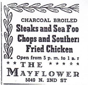 Mayflower 1943