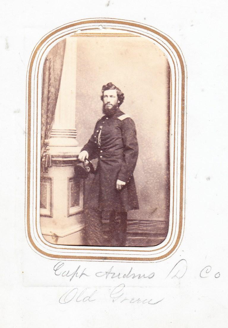 Capt. Andrus, D. Co