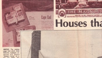 Sears, Ward or Liberty Catalog Houses – 1982 article – RPL's Local