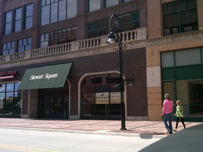 Stewart Square 2