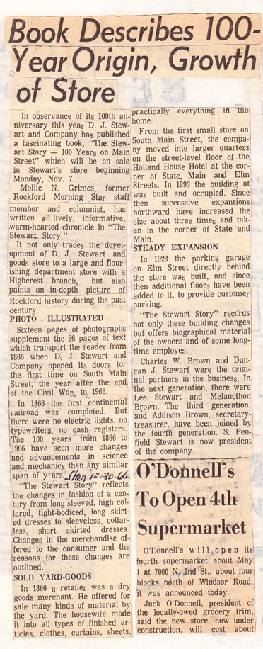 Stewart Story