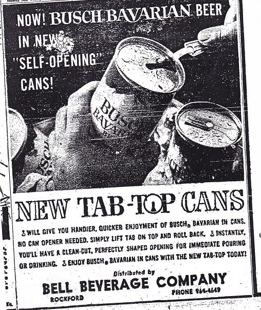 Bell Beverage 1991