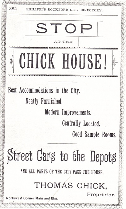 Chick House