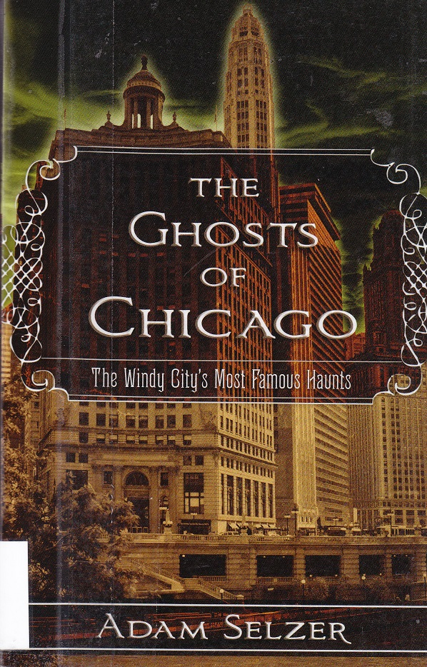 Ghosts of Chicago cover