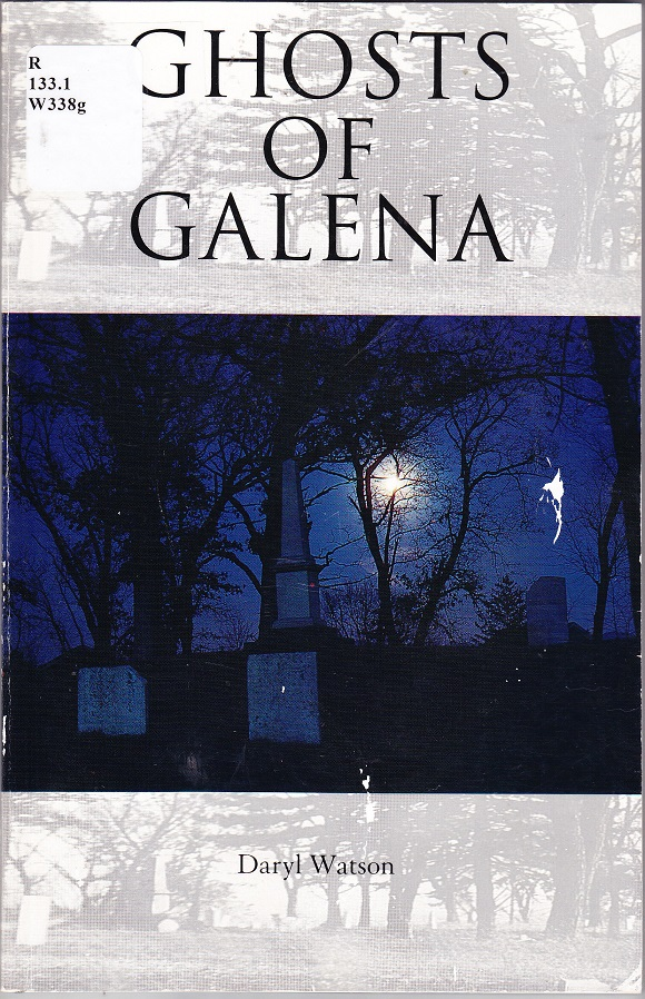 Ghosts of Galena cover