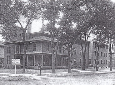 Rockford Hospital Nurses Home