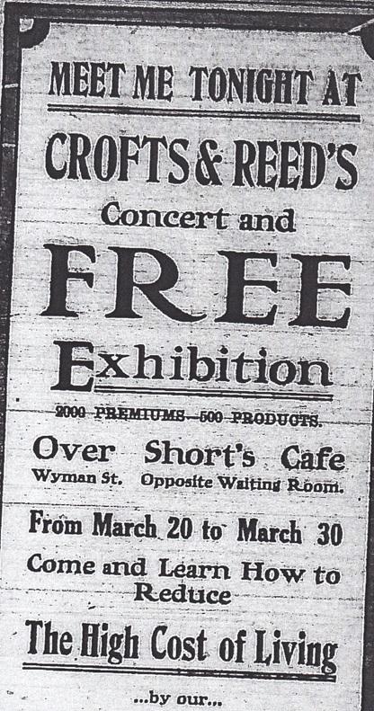 Crofts & Reed