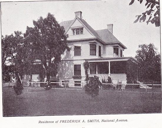 Frederick A. Smith House