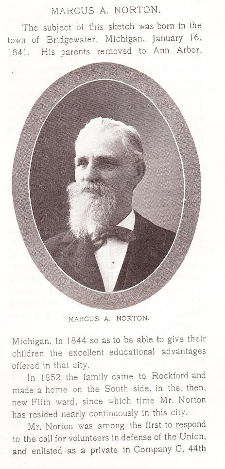 Marcus A. Norton