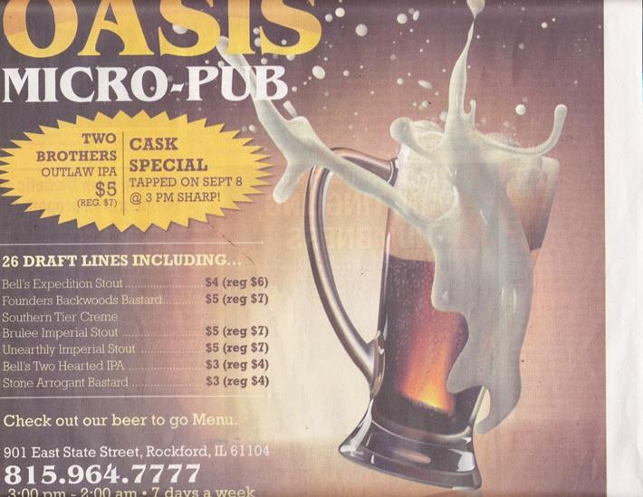 Oasis Micro-Pub