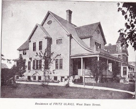 Ulrici House