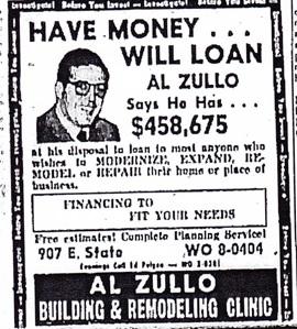 Al Zullo 1960