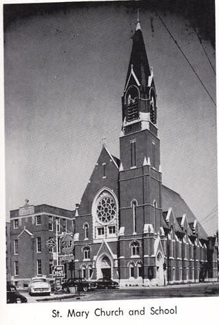 St. Mary's Church & School