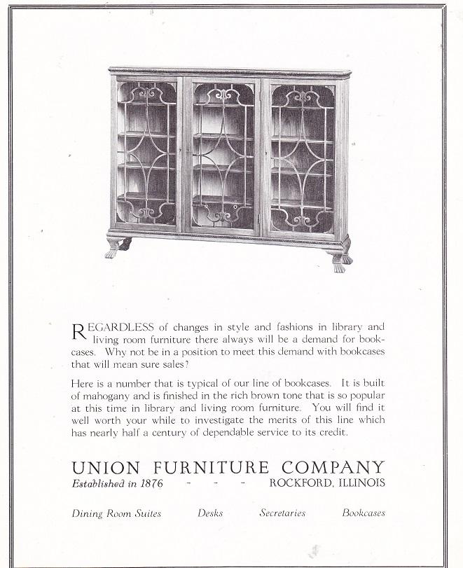 Union Furn Apr 1925