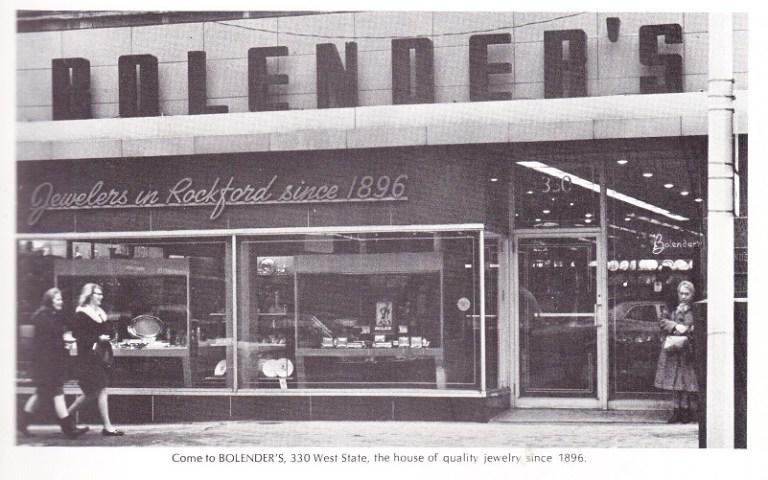 Bolender's
