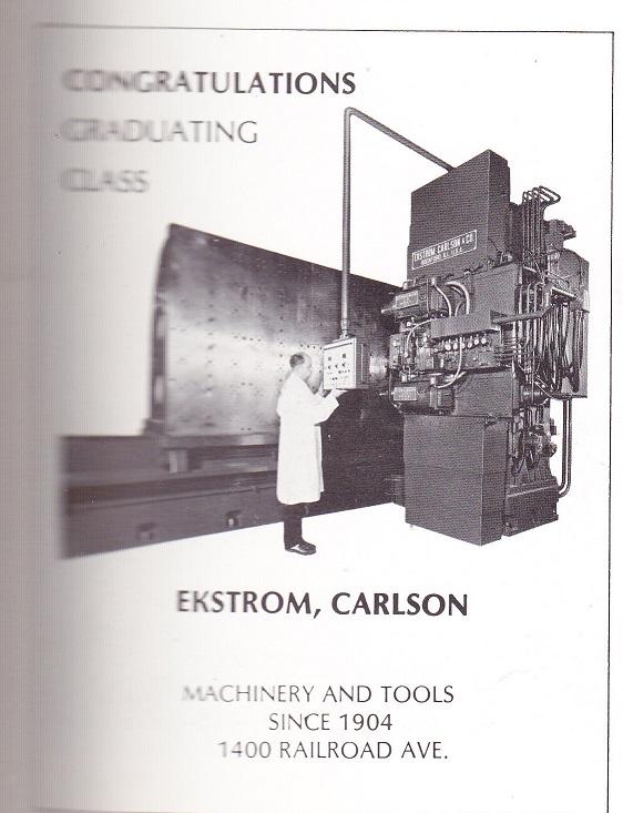 Ekstrom Carlson