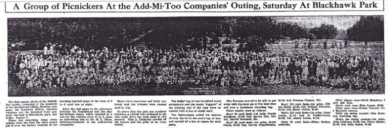 Add-Mi-Too Companies