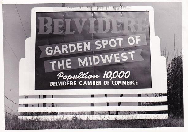 Belfidere garden spot