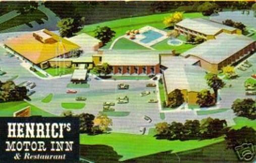 Henrici's Motor Inn