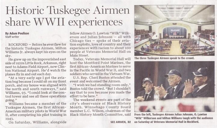 Tuskegee Airmen - 2