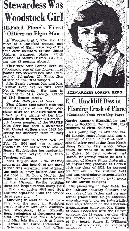 E. C. Hinchliff - 2