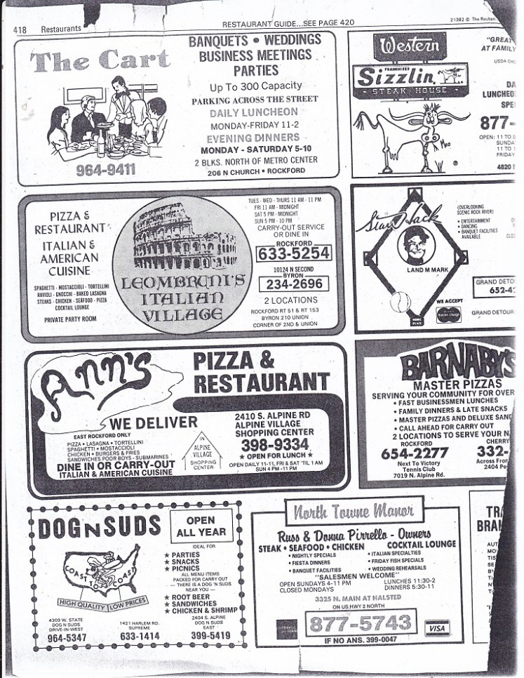 Restaurants - 2