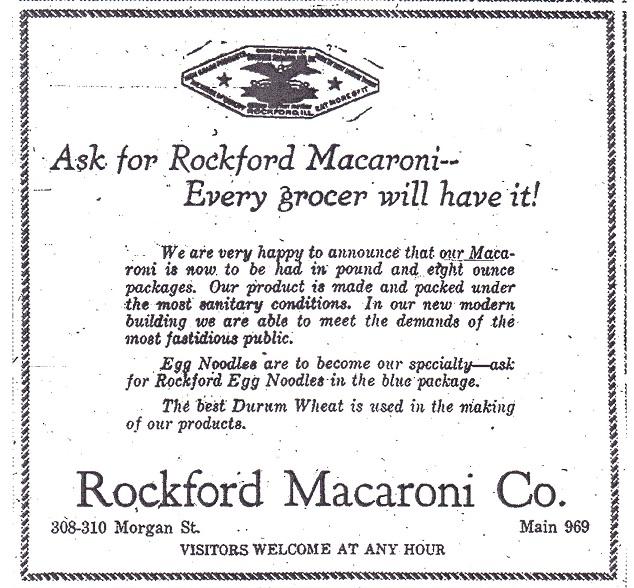 Rockford Macaroni 2 4 28