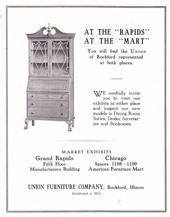 Delightful Union Furniture Co.