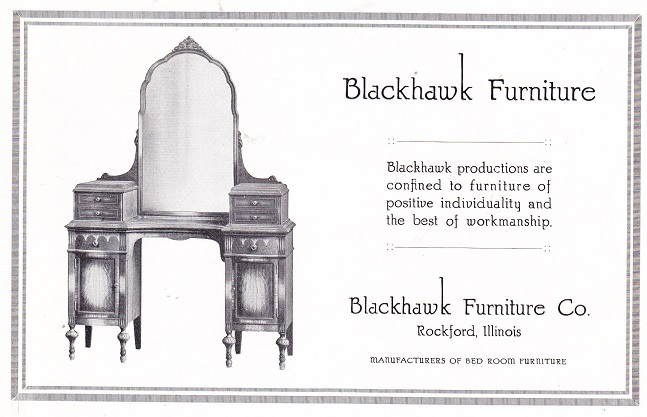 Amazing Blackhawk Furniture   1925