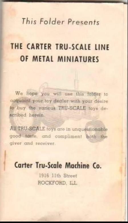 Carter Corp - 7