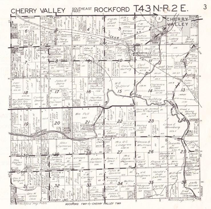 Cherry V T