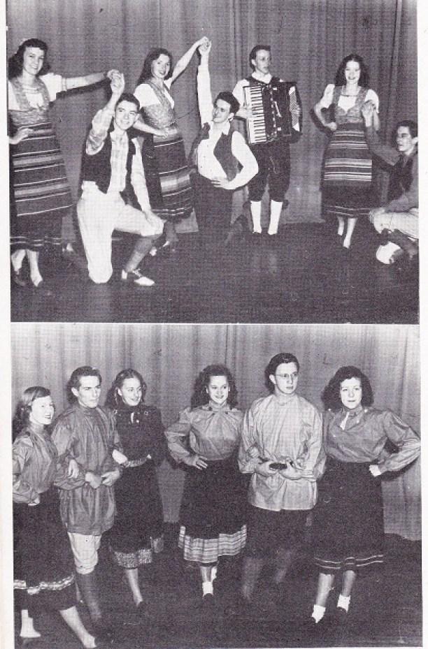 East 1947 Folk