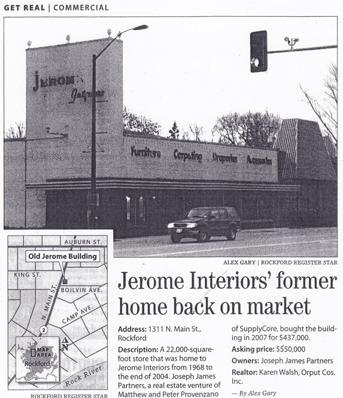 Jerome Interiors