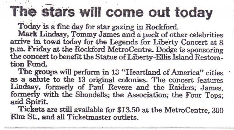 Liberty Concert