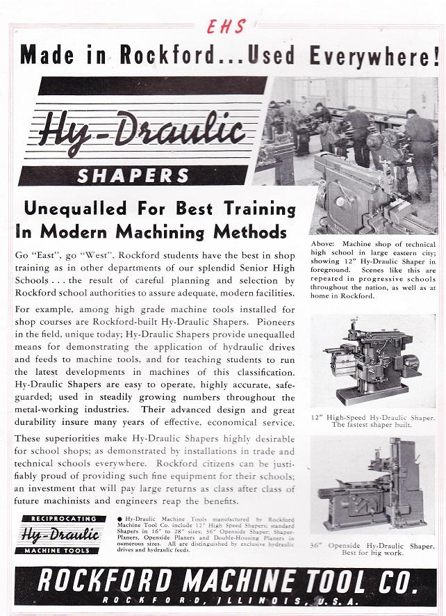 R Machine Tool 41