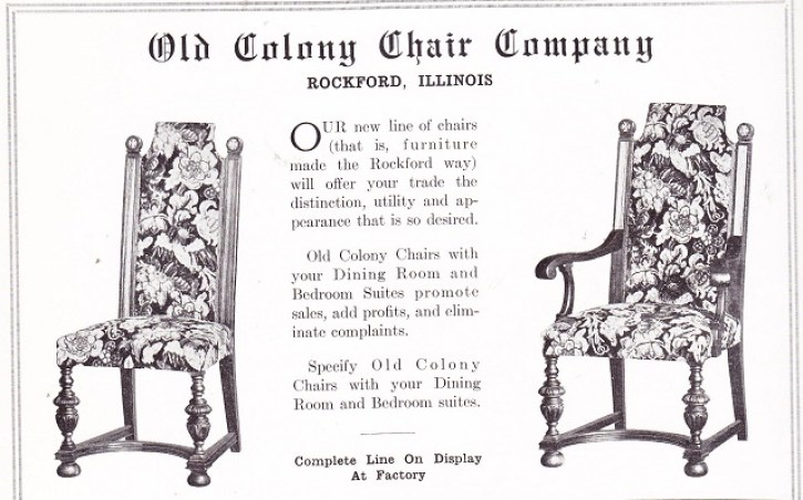 Old Colony Chair Co.