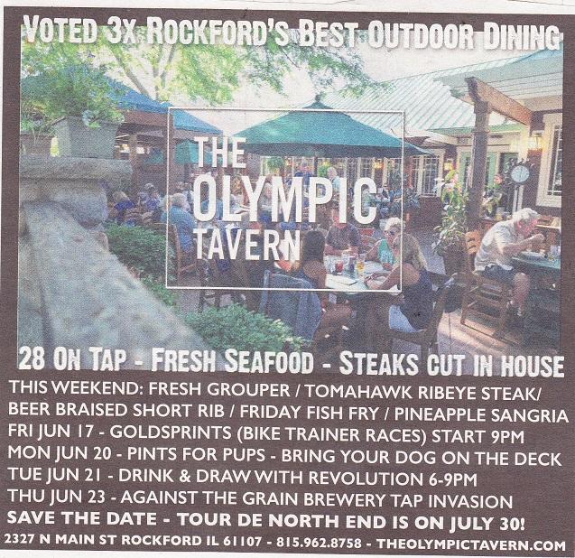 Olympic Tavern