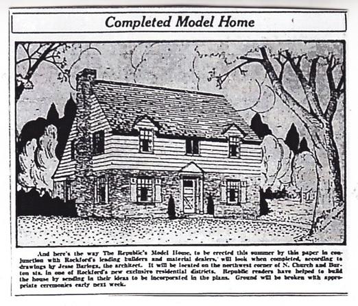 Rockford house - 3