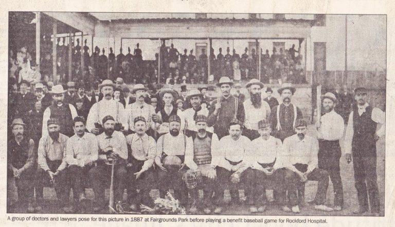Baseball in Fairgrounds