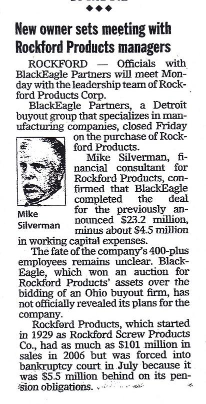 Black Eagle Partners
